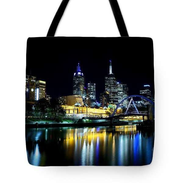 Riverside Tote Bag by Andrew Paranavitana