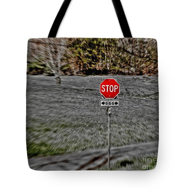 Road To Perdition 2 Tote Bag by Dan Stone