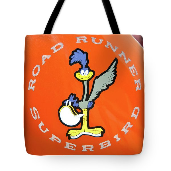 Roadrunner Tote Bag by Guy Whiteley