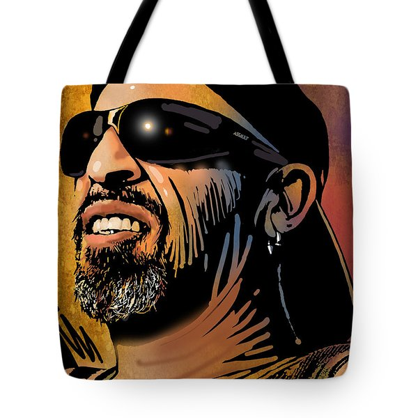 Rob Tote Bag by Paul Sachtleben