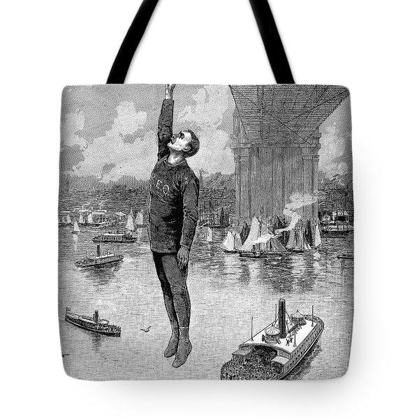 Robert E. Odlum Tote Bag by Granger