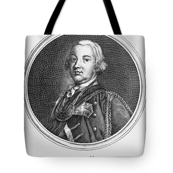 Robert Monckton (1726-1782) Tote Bag by Granger