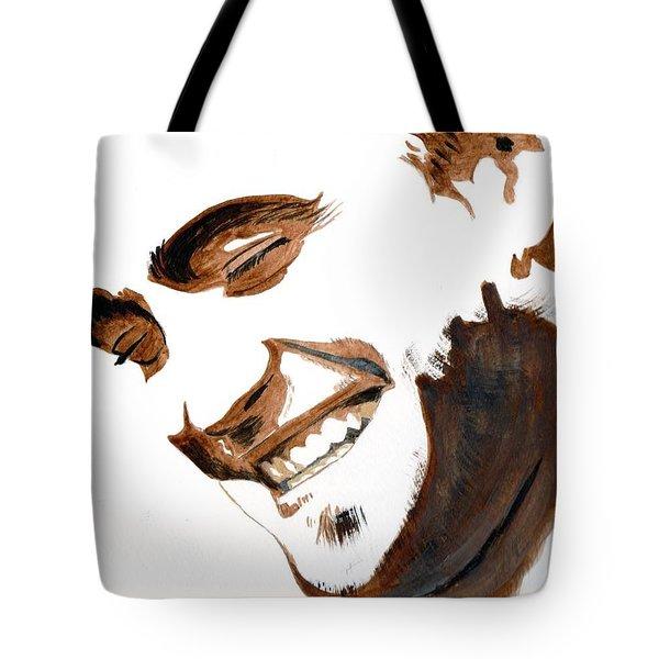 Robert Pattinson 16 Tote Bag