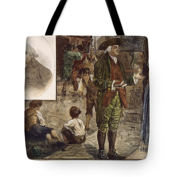 Robert Raikes (1735-1811) Tote Bag by Granger