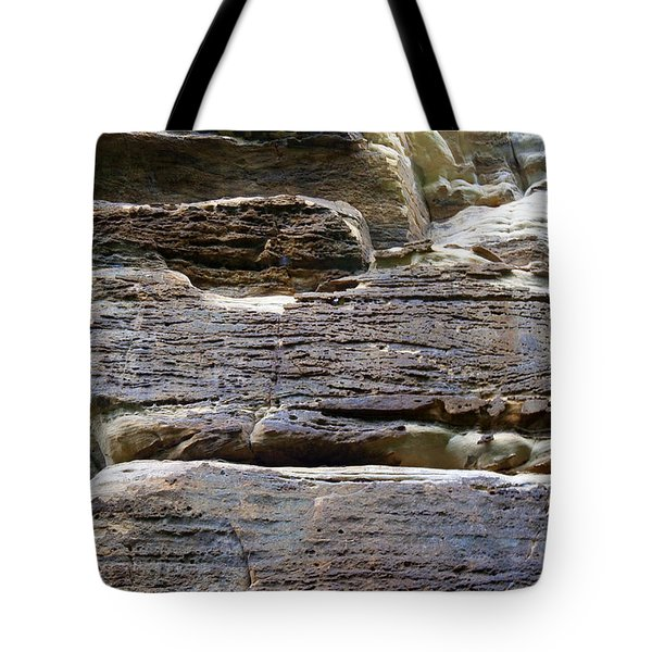 Rock Art Tote Bag by Milena Ilieva