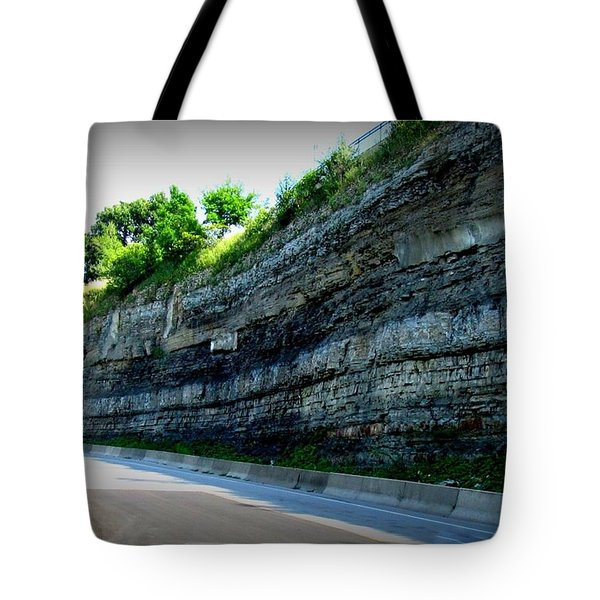 Tote Bag featuring the photograph Rocky Jollycut by Danielle  Parent