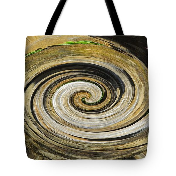 Rocky Road Tote Bag by Cindy Manero