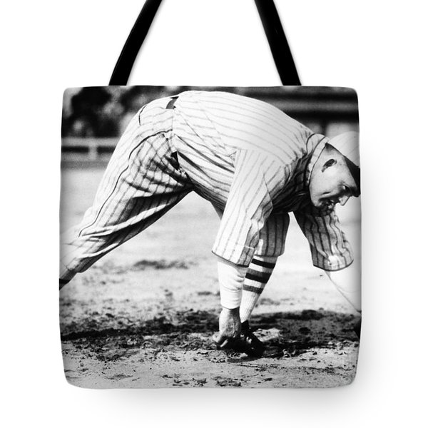 Rogers Hornsby (1896-1963) Tote Bag by Granger