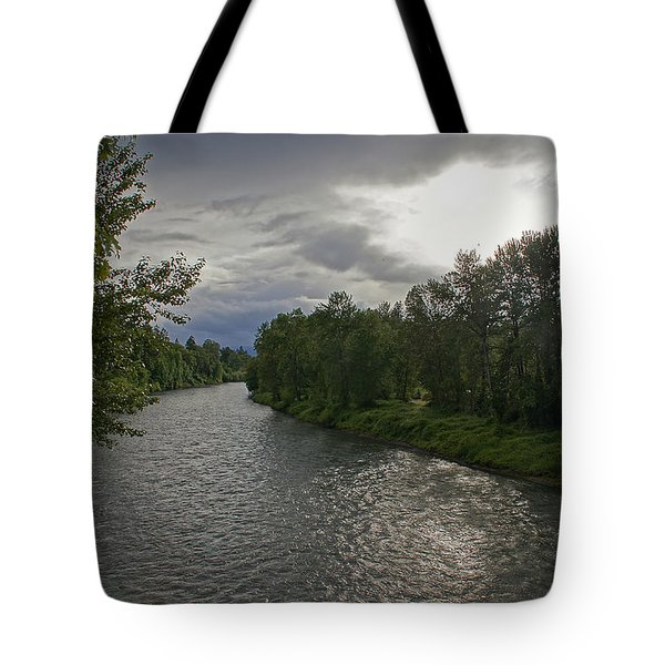 Rogue River In May Tote Bag