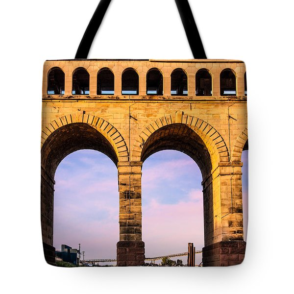 Roman Arches Tote Bag