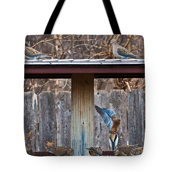 Room For One More Tote Bag