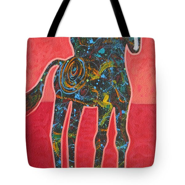 Rope One Tote Bag by Lance Headlee