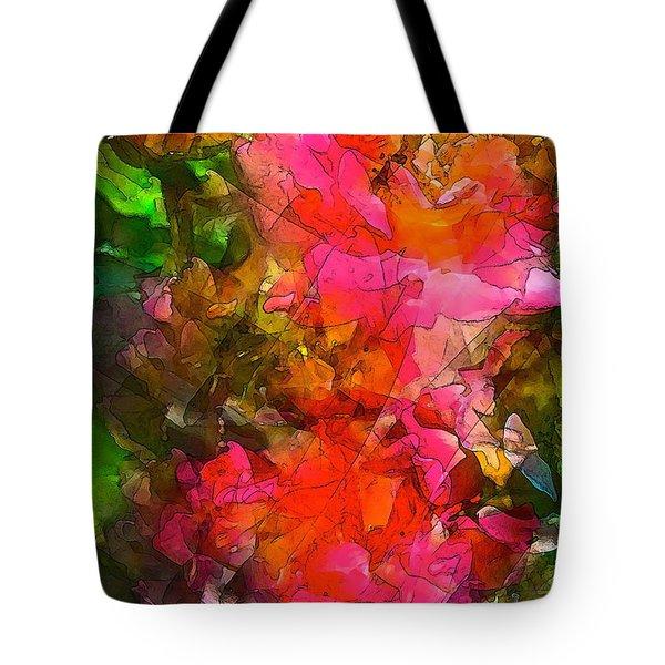 Rose 147 Tote Bag by Pamela Cooper