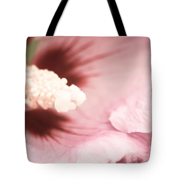 Rose Of Sharon Tote Bag by Hannes Cmarits