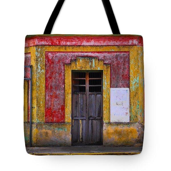Rosie Tote Bag by Skip Hunt