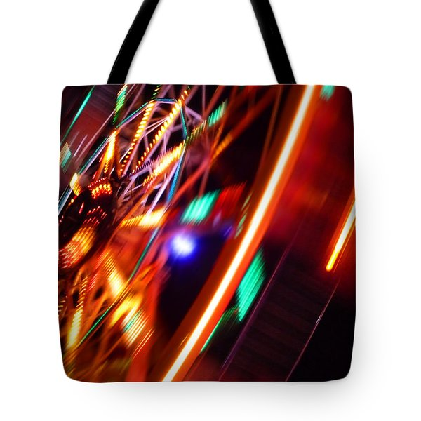 Rotor Tote Bag by Charles Stuart