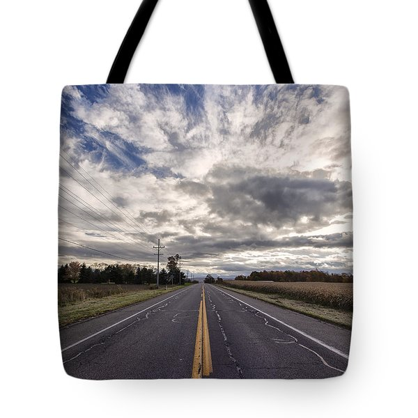 Route 436 Tote Bag
