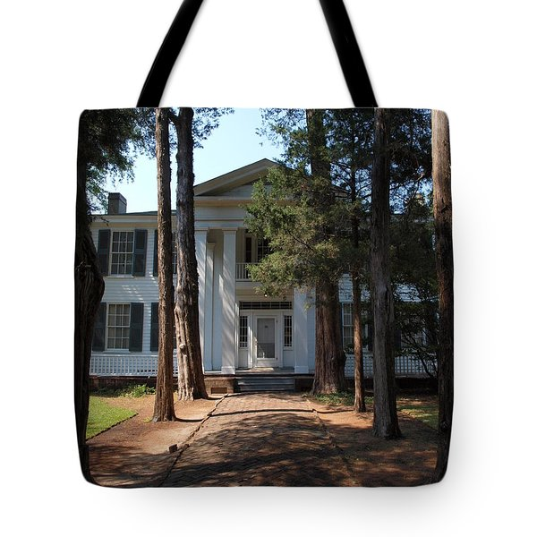 Rowen Oak Porch Tote Bag