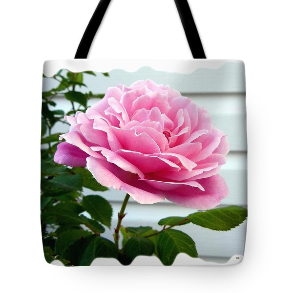 Royal Kate Rose Tote Bag by Will Borden