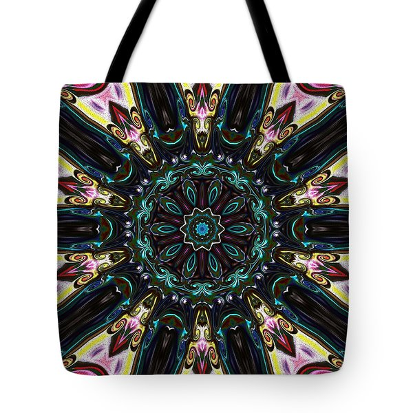 Tote Bag featuring the digital art Royal Wedding by Alec Drake