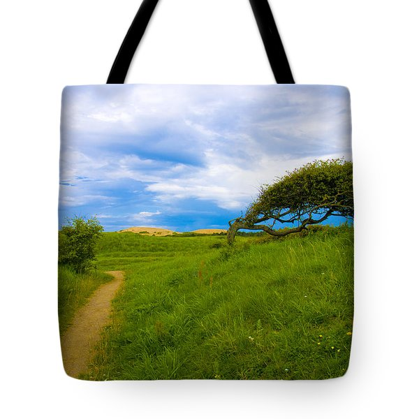 Rubjerg Path Tote Bag