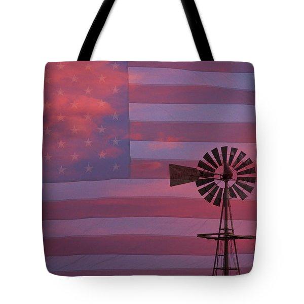 Rural America Tote Bag by James BO  Insogna