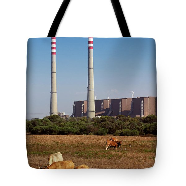 Rural Power Tote Bag by Carlos Caetano
