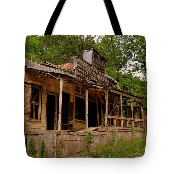 Rush General Store Tote Bag by Marty Koch