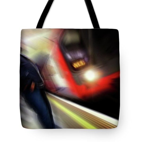 Rush Tote Bag by Richard Piper
