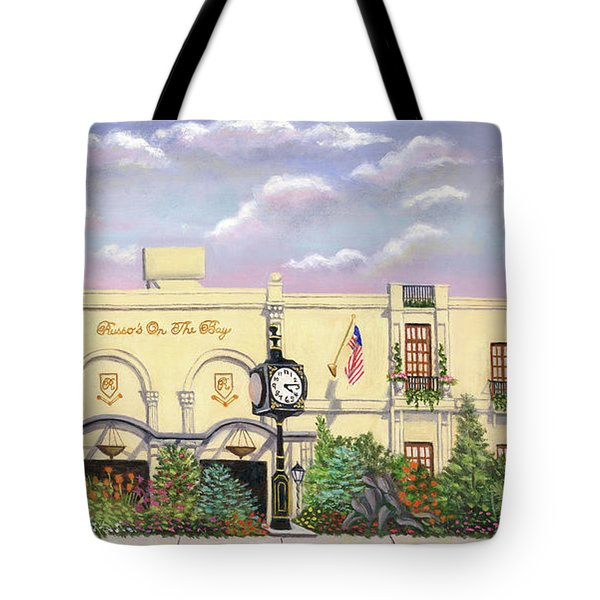 Russo's On The Bay Tote Bag