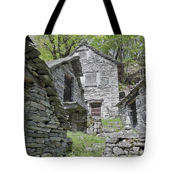 Rustici Tote Bag by Joana Kruse