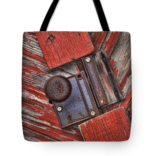 Rusty Dusty And Musty Tote Bag by Kathy Clark