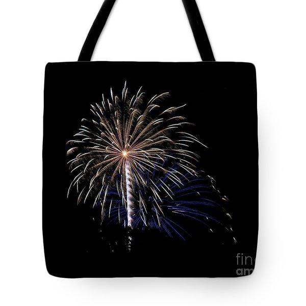 Rvr Fireworks 115 Tote Bag