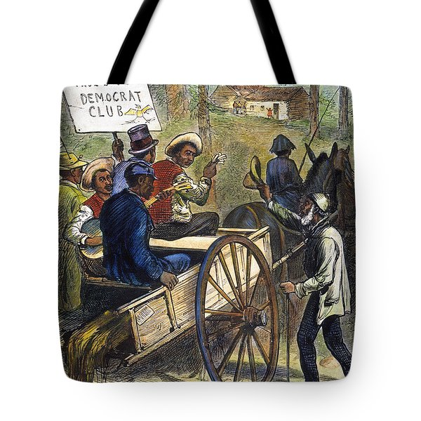 S. Carolina: Elections, 1876 Tote Bag by Granger