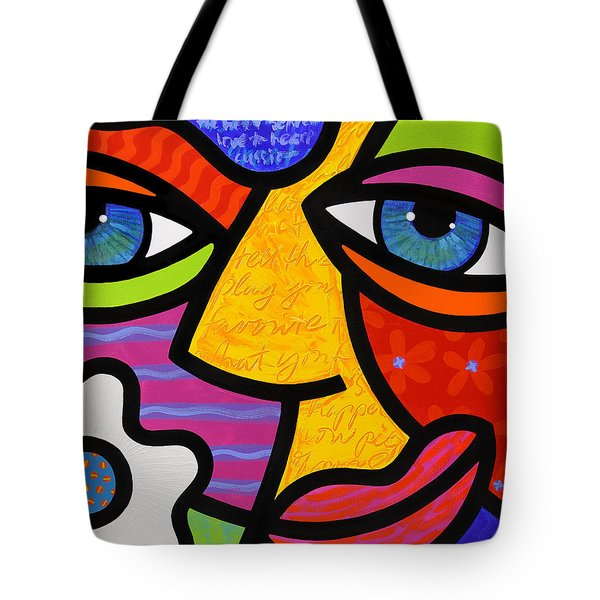 Sabrina Starr Tote Bag