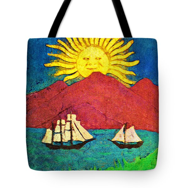 Safe Harbor Tote Bag by Bill Cannon