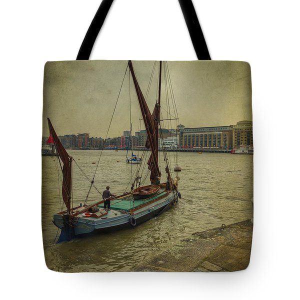 Sailing Away... Tote Bag by Clare Bambers