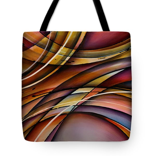 'sails' Tote Bag by Michael Lang
