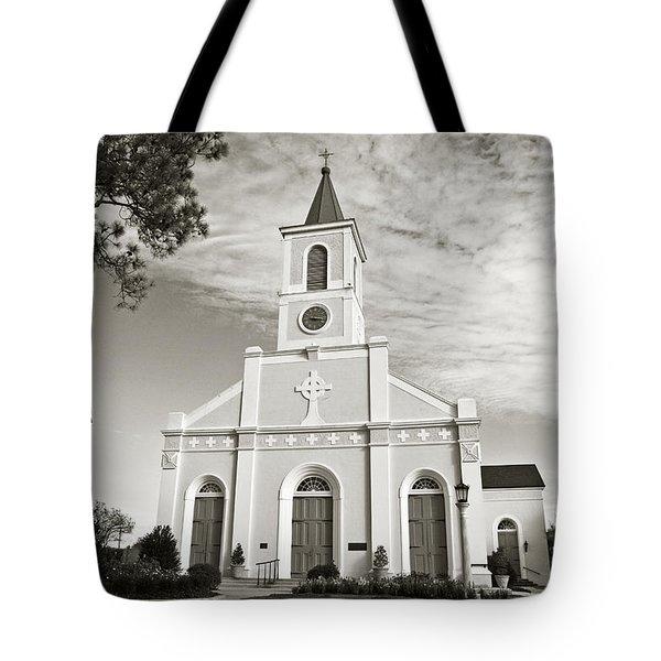 Saint Martin De Tours - Sepia Tote Bag