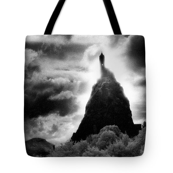 Saint Michaels Church Tote Bag by Simon Marsden