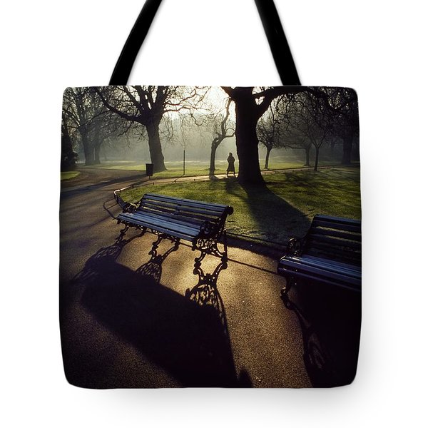 Saint Stephens Green, Dublin, Co Tote Bag by The Irish Image Collection