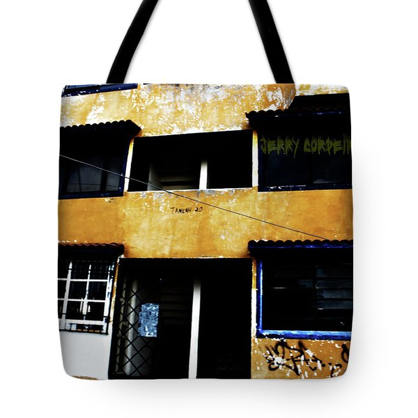 Salsa Tote Bag by Jerry Cordeiro