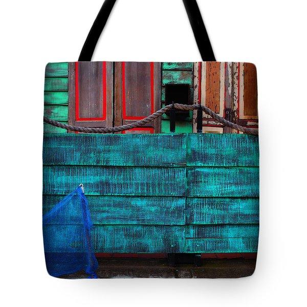 Salsa Tote Bag by Skip Hunt