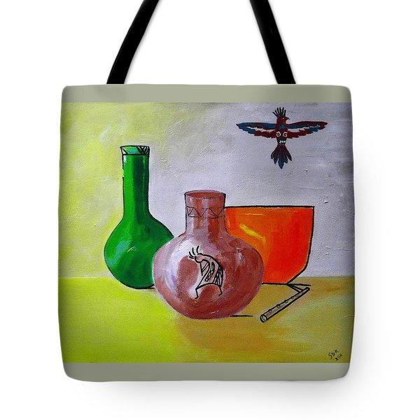 San Antonio1 Tote Bag