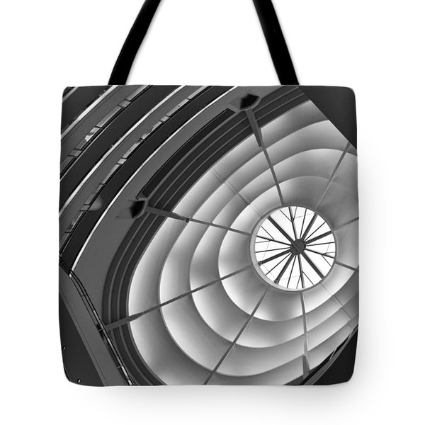 Tote Bag featuring the photograph San Francisco Architecture by Shane Kelly