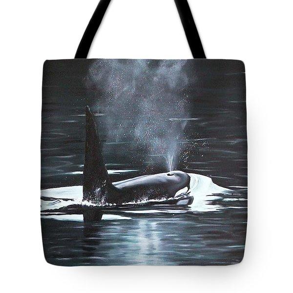 San Juan Resident Tote Bag