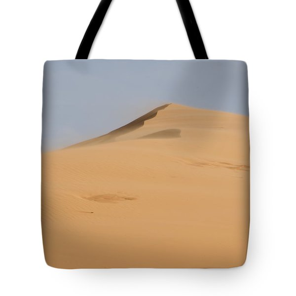 Sand Dune Tote Bag by Heather Applegate