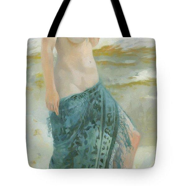 Sand Girl Mmxi-i Tote Bag