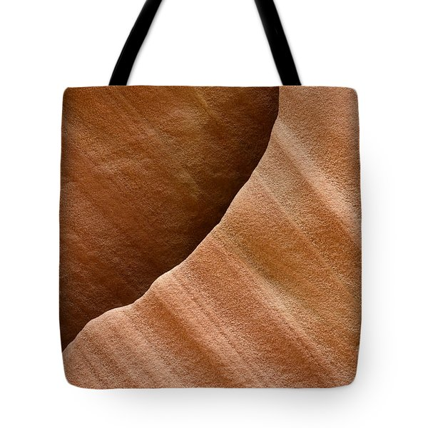 Sandstone Detail Tote Bag by Bob Christopher