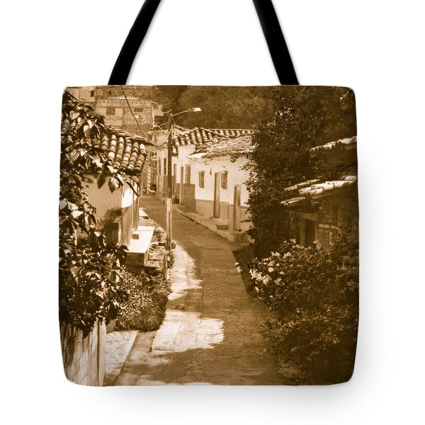 Santa Fe No I  Tote Bag